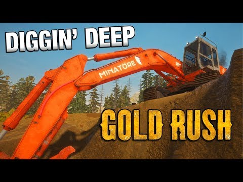 GOLD RUSH | Diggin' Deep - Episode 3