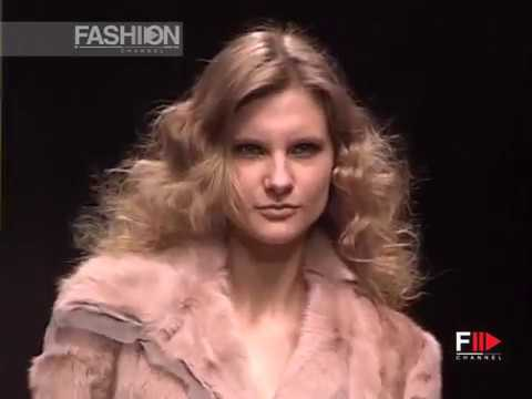 PAOLA FRANI Full  Fall Winter 2004 2005 Milan by Fashion Channel