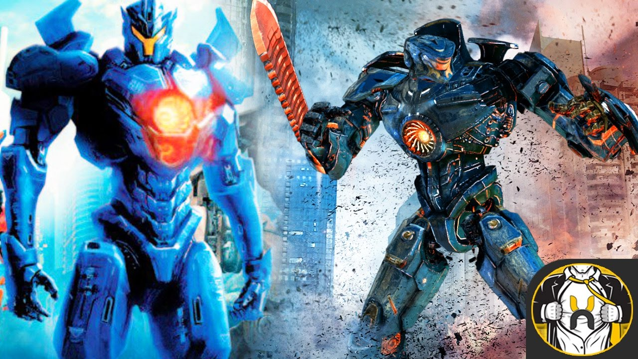 Will the New Jaegers Have Analog Back Up Systems ... Pacific Rim Blueprints