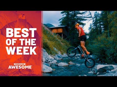 Epic Waterslides, Pulling Trucks, Extreme Kayaking & More   Best of the Week