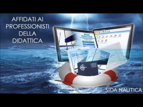 Patente nautica: da ORALE a QUIZ con la Linea SIDA Nautica