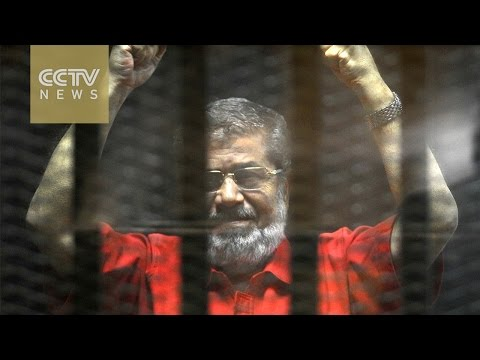 Morsi trial: Egyptian court confirms 20-year prison sentence