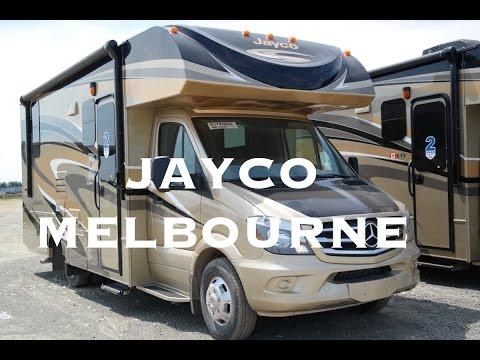 Jayco Melbourne 24k Walk-Through | Small Class C RV