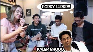 Download lagu Digenggesin Pijeh Laissti, David ,  Lukman dan Ariel Noah Kompak Minta Maaf ke Uki