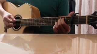 Above All - Fingerstyle Guitar