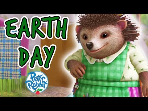 Peter Rabbit - Earth Day | Peter Rabbit and Friends | Earth Day Special with Peter Rabbit