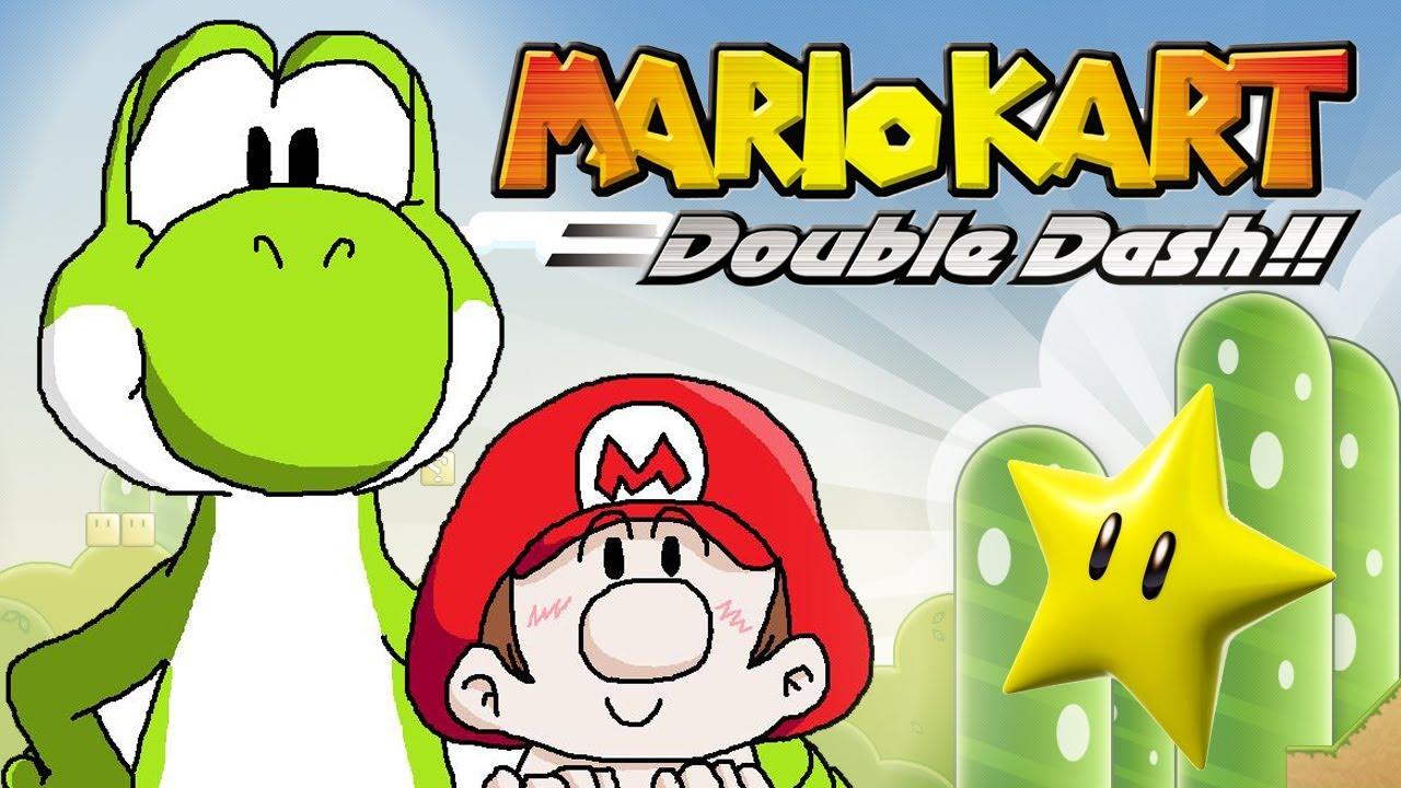 Mario Kart Month: Mario Kart 8 Character Profiles: Mo ...  |Baby Mario And Baby Luigi Mario Kart Double Dash