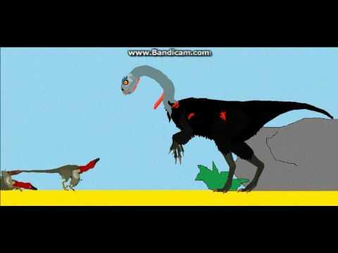 #9 PBD: Gigantoraptor vs Acheroraptor