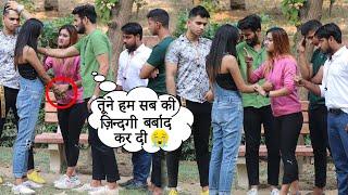 Gold Digger Ldki ne 7 Ladko se thage 15 lakh | जब सभी Boyfriends का हुआ आमना सामना | Rits Dhawan