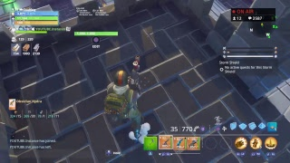 Fortnite Save The World trading with fans+giveaway Live