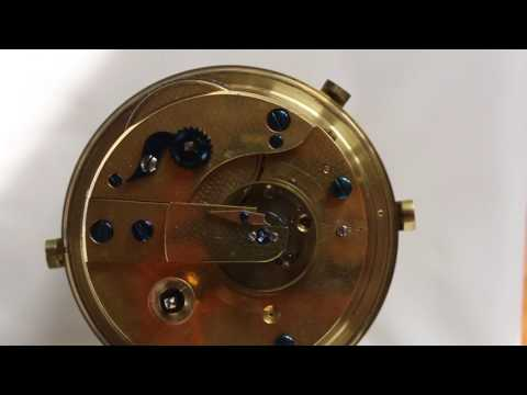 2 Day Fusee Marine Chronometer By Sir John Bennett London 1850