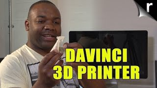 Da Vinci Jr 1.0 3D printer review: Cheap, but is it any good?