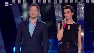 Claudia Pandolfi racconta Angelica e Sanremo -