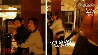 [Thaisub 1080P] 151009 I Am a Witness Behind The Scene - Luhan Special
