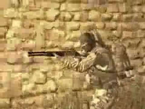 Bản nhạc từ tiếng súng - Call for Duty 4