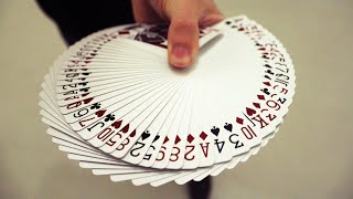 Thumb Fan │ Cardistry Tips