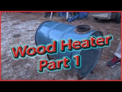 How to Make a Wood Heater Great for garage heater