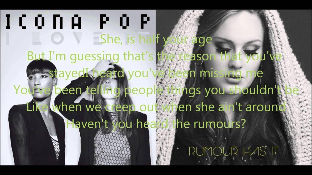 I Charli Itadele Xcxmashup It Rumour That Love Has Popamp; Vsicona H6wx88
