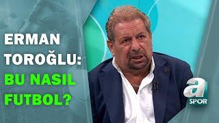 Türkiye 0-3 İtalya Erman Toroğlu Maç Sonu Yorumları / A Spor / Milli Maç Özel / 12.06.2021