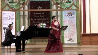 Gambar cover Vaga luna - Bellini, Emma Lieder soprano, Cristian Lepadatu piano