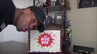 THE NICK BOX UNBOXING!!!