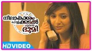 Neelakasham Pachakadal Chuvanna Bhoomi Movie | Scenes | Dulquer falls for Surja Bala