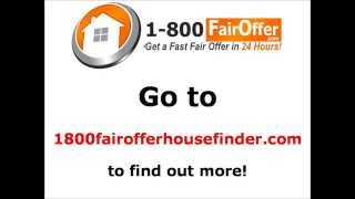 House Hunter Needed Napa County CA | 1800FairOfferHouseFinder.com