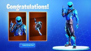 The NEW Fortnite MOBILE SKIN! (How To Get Mobile Exclusive Skin)