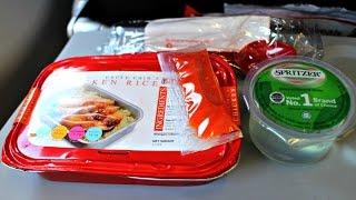 Air Asia Flight Experience: AK715 Kuala Lumpur to Singapore