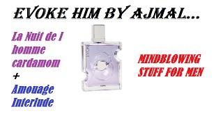 Ajmal Evoke him | Fragrance review