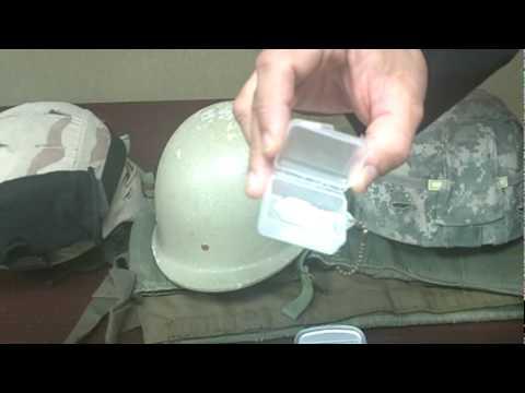 Meth Bust Yields 37 Grams Ice, High Grade Military Body Armor