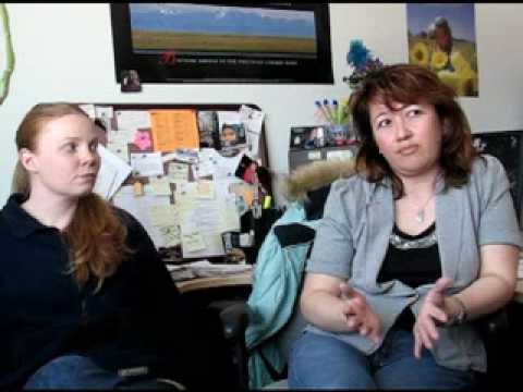 Campfire to College - Jennifer Hawkes and Tracy Rispin