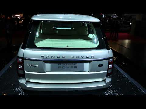 New Range Rover 2013 - Which first look at Paris Motor Show 2012