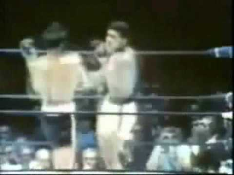Muhammad Ali eye of the Tiger