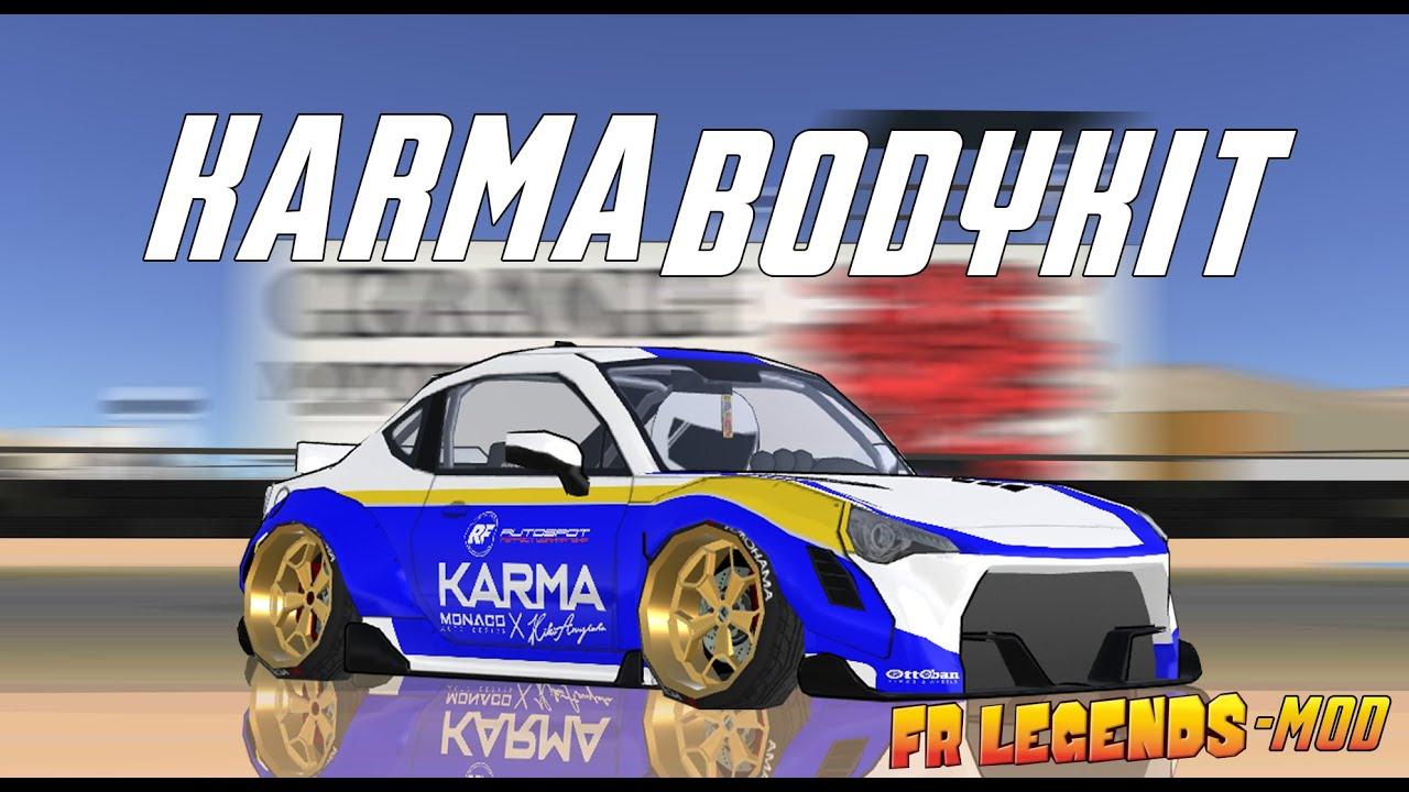 Mod GT86 KARMA BODYKIT PACK | News Rotifrom Wheels | FR LEGENDS MOD !! 😱