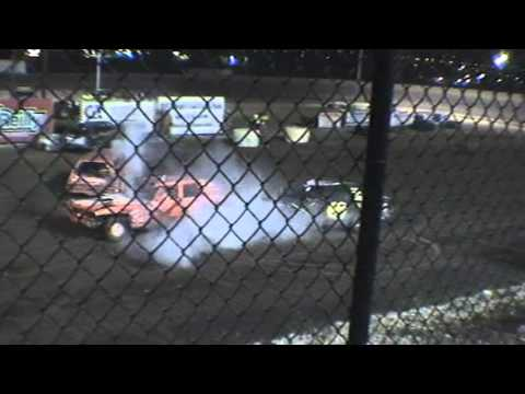 Texas Thunder Speedway-with Josh Kuhnau-Demo Derby