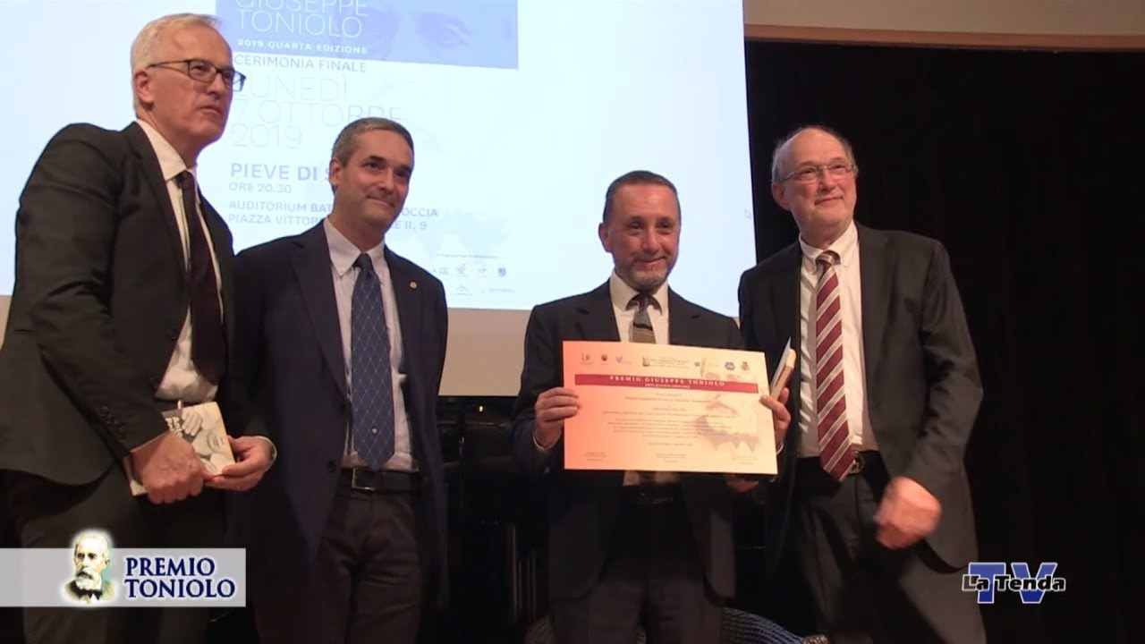 Premio Toniolo 2019 - 4a edizione