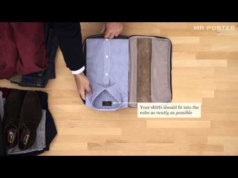 How To Pack With Tumi