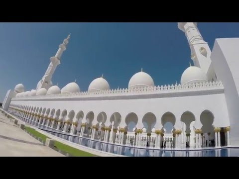 How to spend one day in Abu Dhabi - The most essential things!!