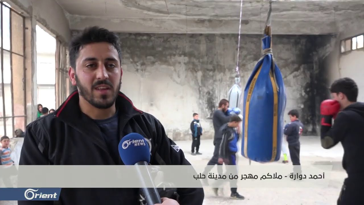 أحمد دوارة: بطل الجمهورية بالملاكمة الذي ذاق مرارة التهجير