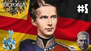 УНИЖЕНИЕ АВСТРИИ! - Victoria II Южногерманский Союз #5