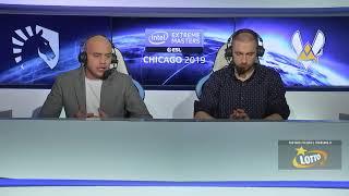 IEM Chicago 2019   Półfinały