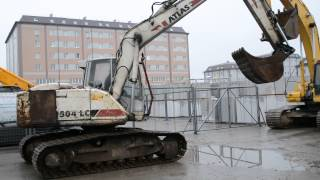 видео аренда экскаватора гусеничного в спб