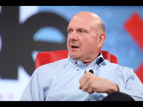 Full interview: Steve Ballmer, owner of LA Clippers & former Microsoft CEO   Code 2017