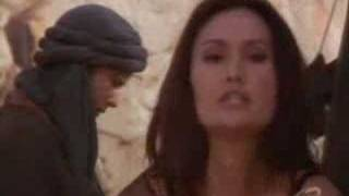 Tia Carrere Dressing In Relic Hunter