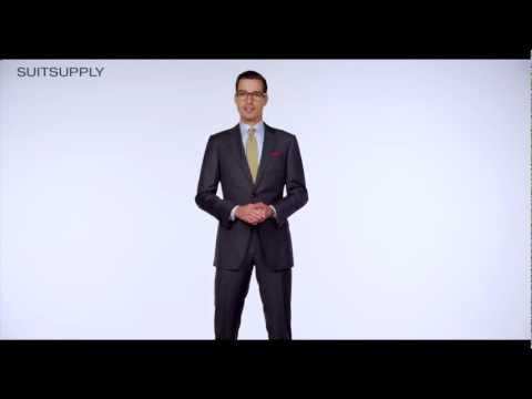 Suitsupply Napoli - Our Napoli fit explained
