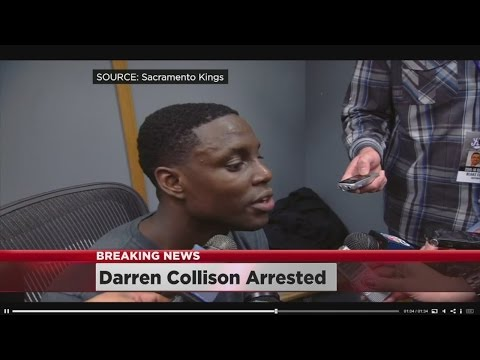 Sacramento Kings' Darren Collison Arrested On Domestic Violence Charg