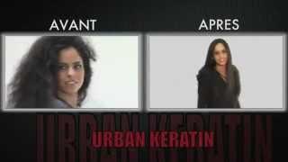 URBAN KERATIN - Le Lissage Brésilien (démo étape par étape)