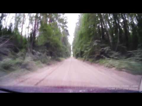 участок дороги Кильмезь - Вятские Поляны