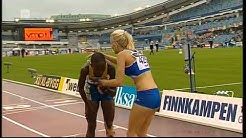 Suomi-Ruotsi maaottelu 2012 - Suomen naiset voittaa